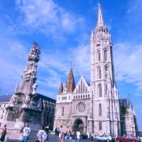 Mátyás Templom - Villámhárító kiépítése