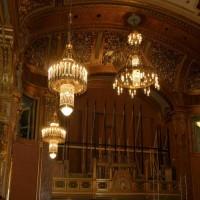 Zeneakadémia - Csillárok felújítása